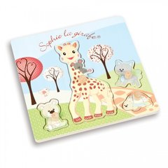 Sophie the Giraffe Wooden Puzzle