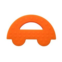 Little Num Nums Teether - Orange Car