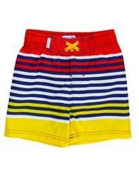Rugged Butts Shore Stripe Swim Trunks
