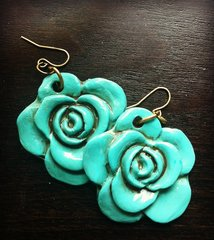 Sookie Sookie Rose Earrings