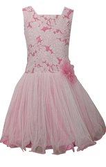 Bonnie Jean Jacquard Dropwaist Dress