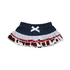Haute Baby Rodeo Queen Denim Skirt