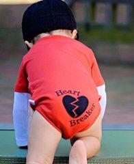 Rugged Butts Heart Breaker