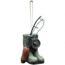 Fishing Boot Ornament