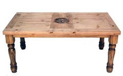 Dining Table w/ Star on Top