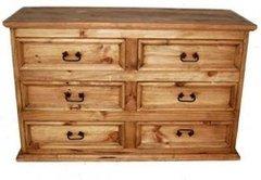 6 Drawer Budget Dresser