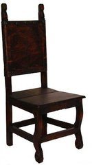 Dark Yucatan Chair