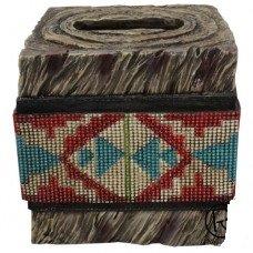 Aztec Kleenex Holder