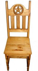 Classic Open Star Dining Chair