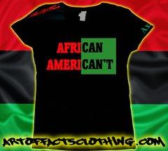 Queen's African American't