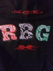 RBG Bandana Print Sweater