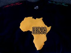 Queen's RBG 4 Life Afrika