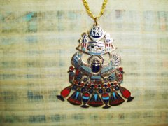 GP Septepi Pendant And Chain