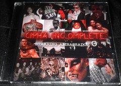 CIPHA INC.OMPLETE - Starring Ambassador O