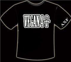 VEGAN 4 Life (ankh) - VeganHood Designs