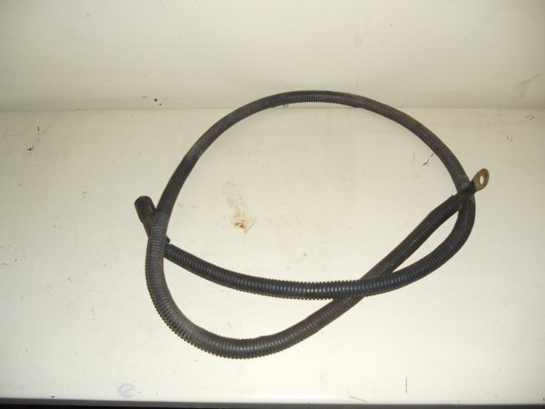 """MEYER 15672 GROUND CABLE 51"""" QUICK DISCONNECT"""