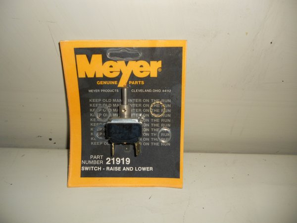 MEYER 21919 Raise and Lower Switch