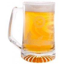 14 Oz Beer Curling Beer Stein