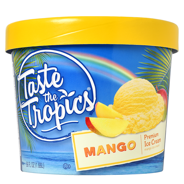 Taste The Tropics® Mango Flavor, 56oz