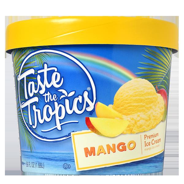 Taste The Tropics® Mango Flavor, 56oz
