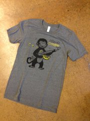 Attack Hunger Banana Clip Tee