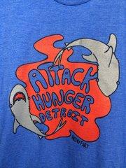 Attack Hunger X Artsy Fart Tee