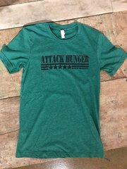 Attack Hunger SGT. David Bouvier Tee