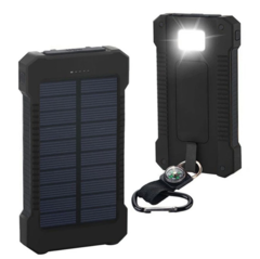 dual usb solar charger battery