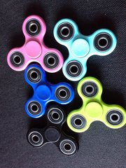 fidget spinner standard