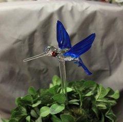 Hummingbird Plant Stick