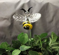 Bumble Bee Plant Stick