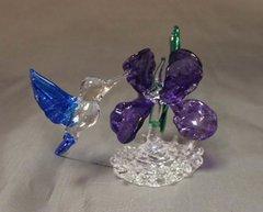 Mini Iris Spring Scene