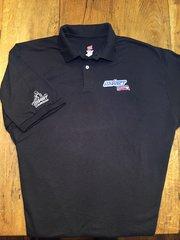 OSKART USA® Logo Embroidered Polo Shirts