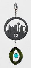 "Seattle Skyline ""12"""