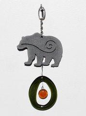 0805 Bear Metal Mini Chime