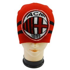 A.C. MILAN WITH LOGO FIFA SOCCER WORLD CUP TOQUE HAT .. NEW