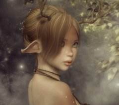 Donetta - Italian Faun - Lively Entity Brings Friends, Popularity and Love