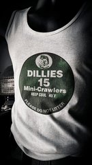 Dillies Crawlers Tank Top, Its a must.