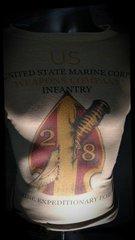 2nd Battalion 8th Marine Division Unit Shirt