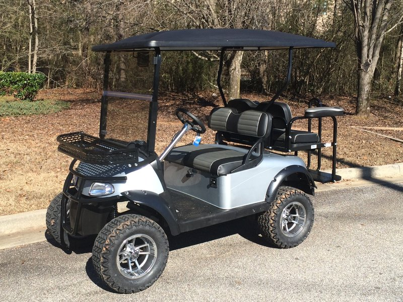 Custom Golf Carts Built By Big O S Golf Carts Big O S