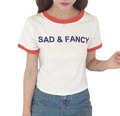 Sad & Fancy Tee