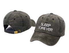 Sleep Forever Cap
