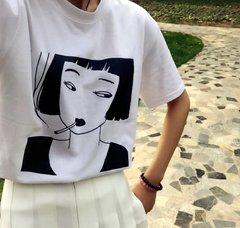 Smoker Girl Tee