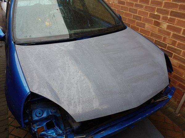 Renault Clio 172 182 Fibreglass Bonnet Ccf Carefully