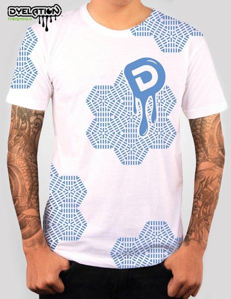 CoolBreeze Blue T-Shirt