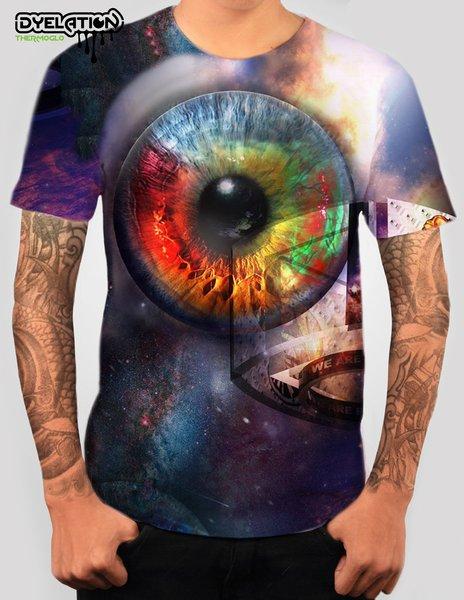 """""""Open Your Eye"""" T-Shirt"""