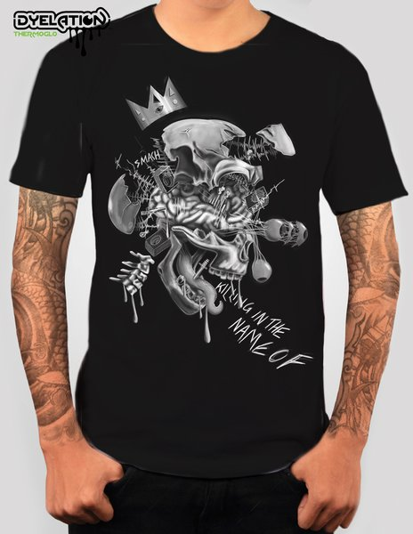 """Killing In The Name Of"" T-Shirt"
