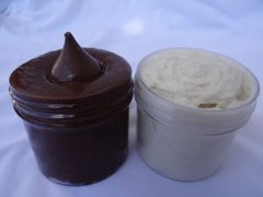 Chocolate Dream Body Smoothing Kit (Cocoa Butter Base)-12 oz.