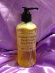 Anointed Castile Soap Pure & Natural Unscented