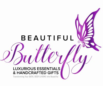BEAUTIFUL BUTTERFLY LUXURIOUS ESSENTIALS and HANDCRAFTED GIFTS